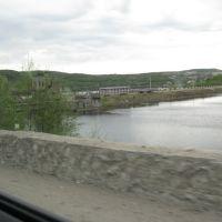 Нижне Туломская ГЭС-08, Мурмаши