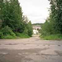 Улица Полярная. 2002 год., Мурмаши