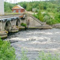 Вода славно поработала. Автор фото Кузнецов А.В., Мурмаши