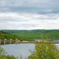 Nijnetulomsks Hydroelectricity, Мурмаши