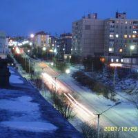 Гвардейский пр., Никель