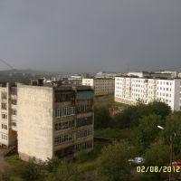 Вид из окна, Никель