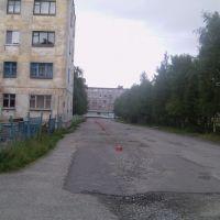 От шк. №15 к магазину №15, Оленегорск