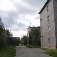 Парковая 6, Оленегорск