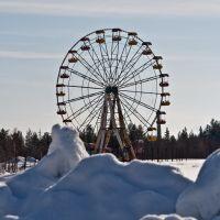 колесо обозрения, Оленегорск