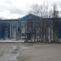 Дворец культуры Оленегорского ГОК., Оленегорск