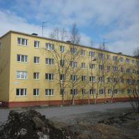 Общежитие Оленегорского ГОК., Оленегорск