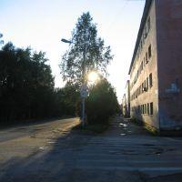 Perspective, Оленегорск