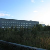 Больница, Оленегорск