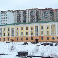 Polyarny museum of local lore, Полярный