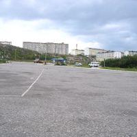 Вид с площади, Полярный