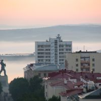 Туман, Североморск