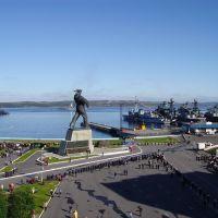 День Флота, Североморск