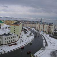 Душенова, Североморск