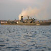 Корабль, Североморск