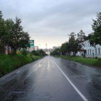 Североморск. Ул. Советская., Североморск