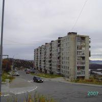 Шатающийся дом на стяжках (Победы, 2), Снежногорск