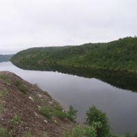 Озеро Арна, Снежногорск