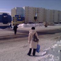 светофор, Снежногорск