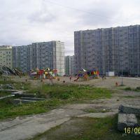 Снежногорск Детский городок, Снежногорск