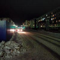 Выходя из бассейна, Снежногорск