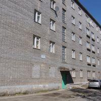 Нивский 11 - общежитие КАЭС ), Полярные Зори