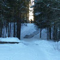 Лестница, Полярные Зори