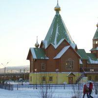 Церковь, Полярные Зори