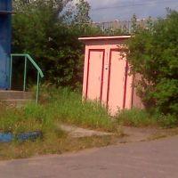 станционный туалет Большая Вишера, Большая Вишера