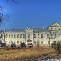 Dvorec Pionerov, Боровичи
