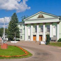 Спасская площадь. г. Боровичи, Боровичи