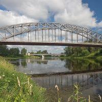 Боровичский мост, Боровичи
