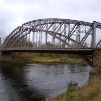 мост им. Н.А. Белелюбского, Боровичи