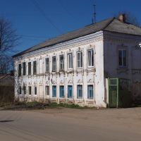 Здание возле музея, Боровичи