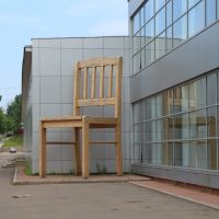 Мебельный салон в городе Боровичи.Der Möbelsalon der Stadt Borowitschi, Боровичи