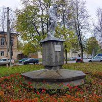 Памятник А.В.Суворову, Боровичи, Боровичи