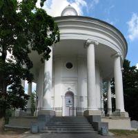 Церковь Великомученицы Екатерины (арх. Н. Львов), 1793 г, в настоящее время Музей Колоколов, Валдай