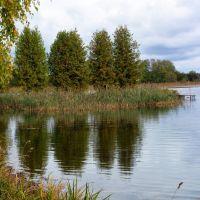 Валдайское озеро, Валдай