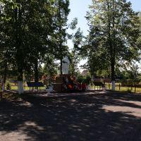 Памятник героям ВОВ, Волот