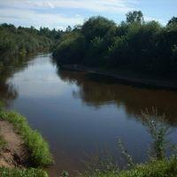 Река Явань, Деманск