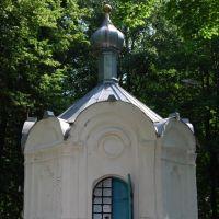 Демянск. Часовня в память императора Александра II, 07.07.2011 г., Деманск