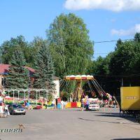 Демянск. Празднование Дня посёлка, 05.08.2012 г., Деманск