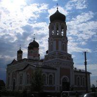 Церковь в Крестцах(Ямская), Кресцы