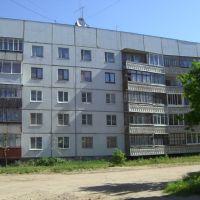 Леспромхозовский дом, Кресцы