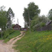 Дом на пригорке, Кресцы