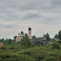 Крестцы, Церковь Троицы Живоначальной, Кресцы
