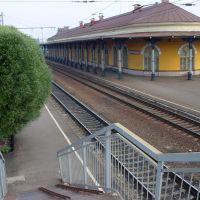 "Railway station ""Small Vishera"", Малая Вишера"