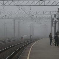станция Малая Вишера Октябрьской ж.д., Малая Вишера