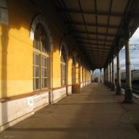 Вокзал, Малая Вишера