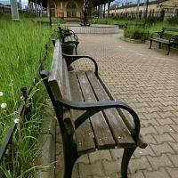 Скамейки XIX века, Малая Вишера